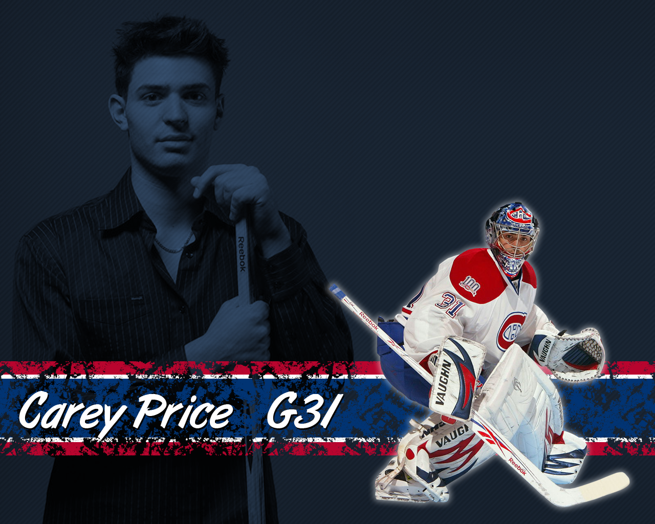 Carey Price by Bruins4Life 1280x1024