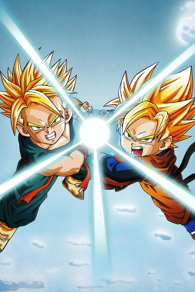 Dragon Ball Z Iphone Hd Wallpaper Iphone Hd Wallpaper Download Iphone 640x960