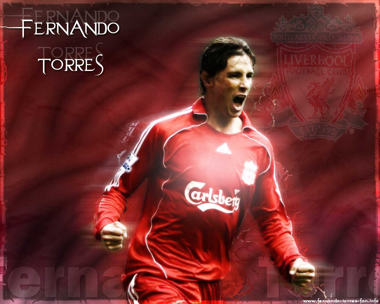 Fernando Torres Football Players Hd Wallpaper Fernando Torres Football 1280x1024