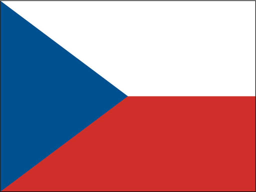 Flag   Czech Republic Wallpaper 446427 1024x768