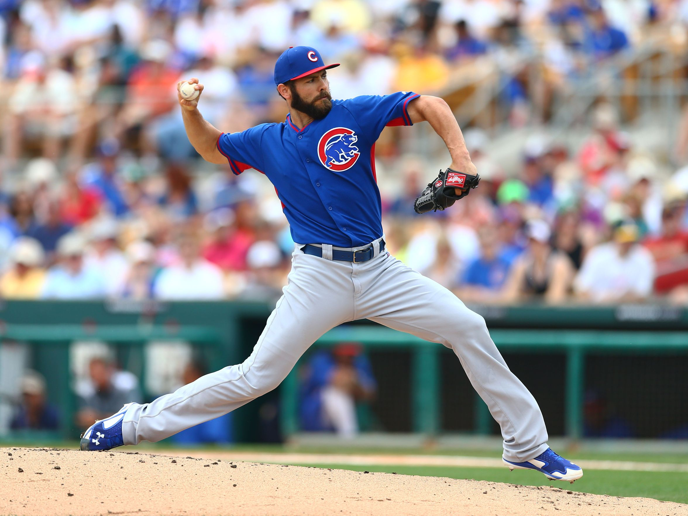 Cubs avoid Arbitration With All but Arrieta and Coghlan 2352x1764