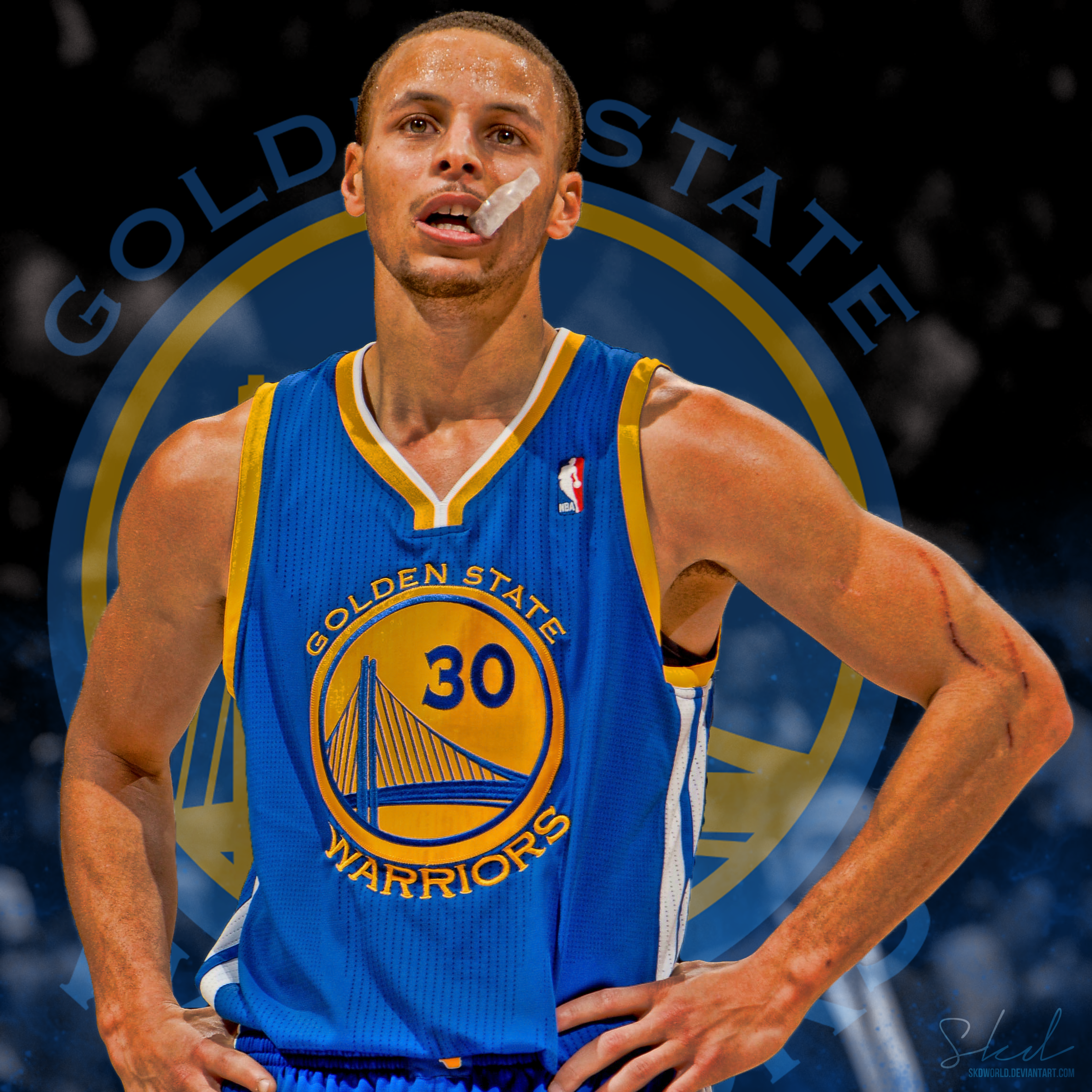 Stephen Curry Warriors Wallpaper Pictures cute Wallpapers 2284x2284