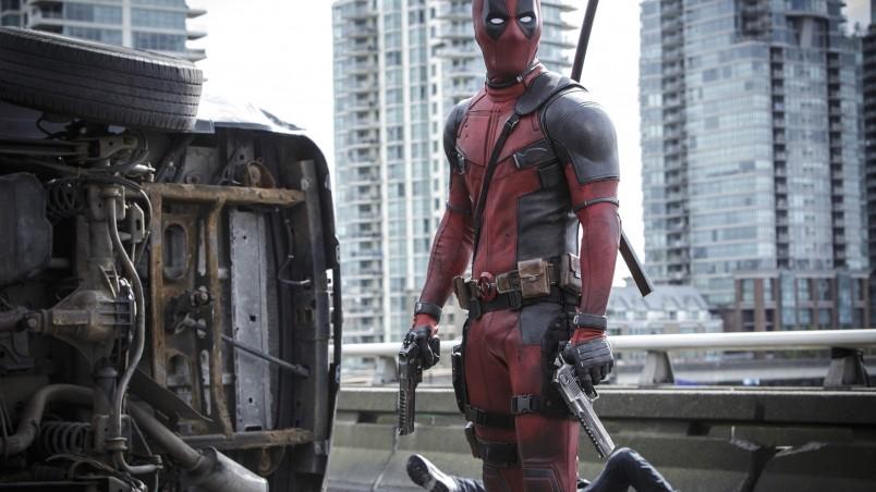 Deadpool Movie 2016 HD Wallpaper   WallpaperFX 804x452