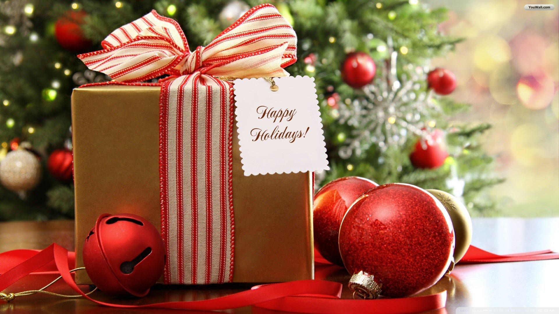Christmas Gift Wallpaper 1920x1080 320 KB 1920x1080