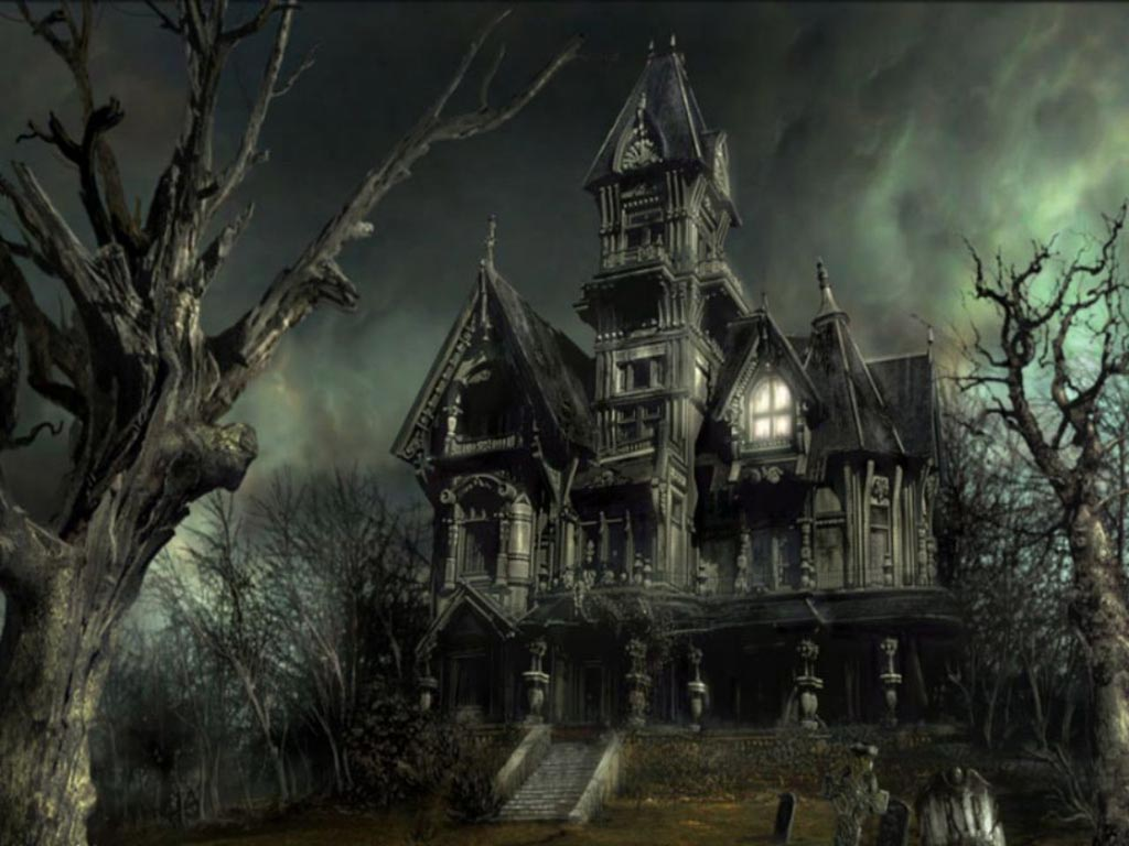 Best Wallpapers of Scary Halloween hd wallpapers 1024x768