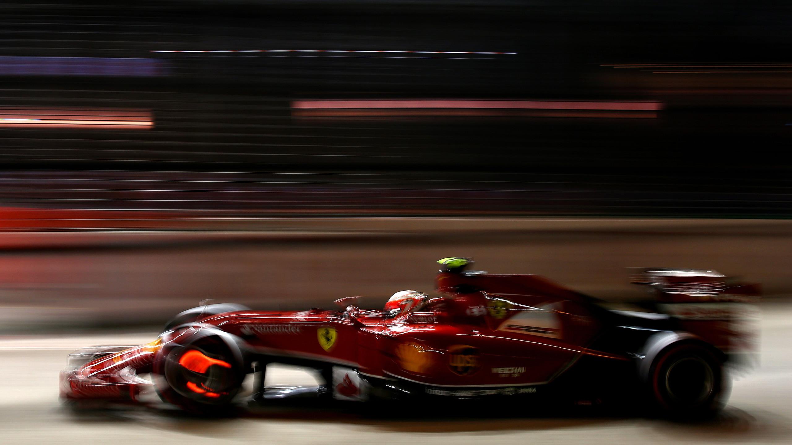 [BOT] 2014 Singapore GP   Kimi Raikkonen Ferrari iimgurcom 2560x1440