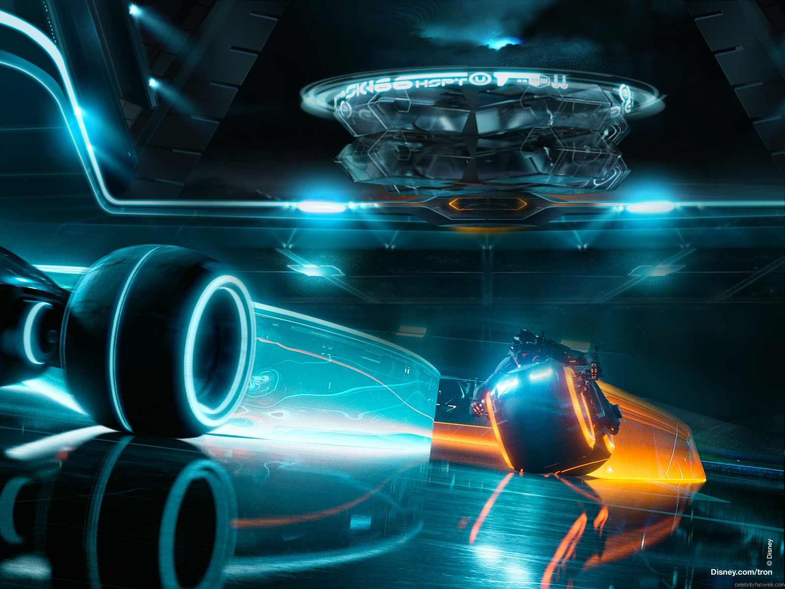Wallpaper 3d Bike Tron Legacy Download: Tron Legacy Wallpapers HD