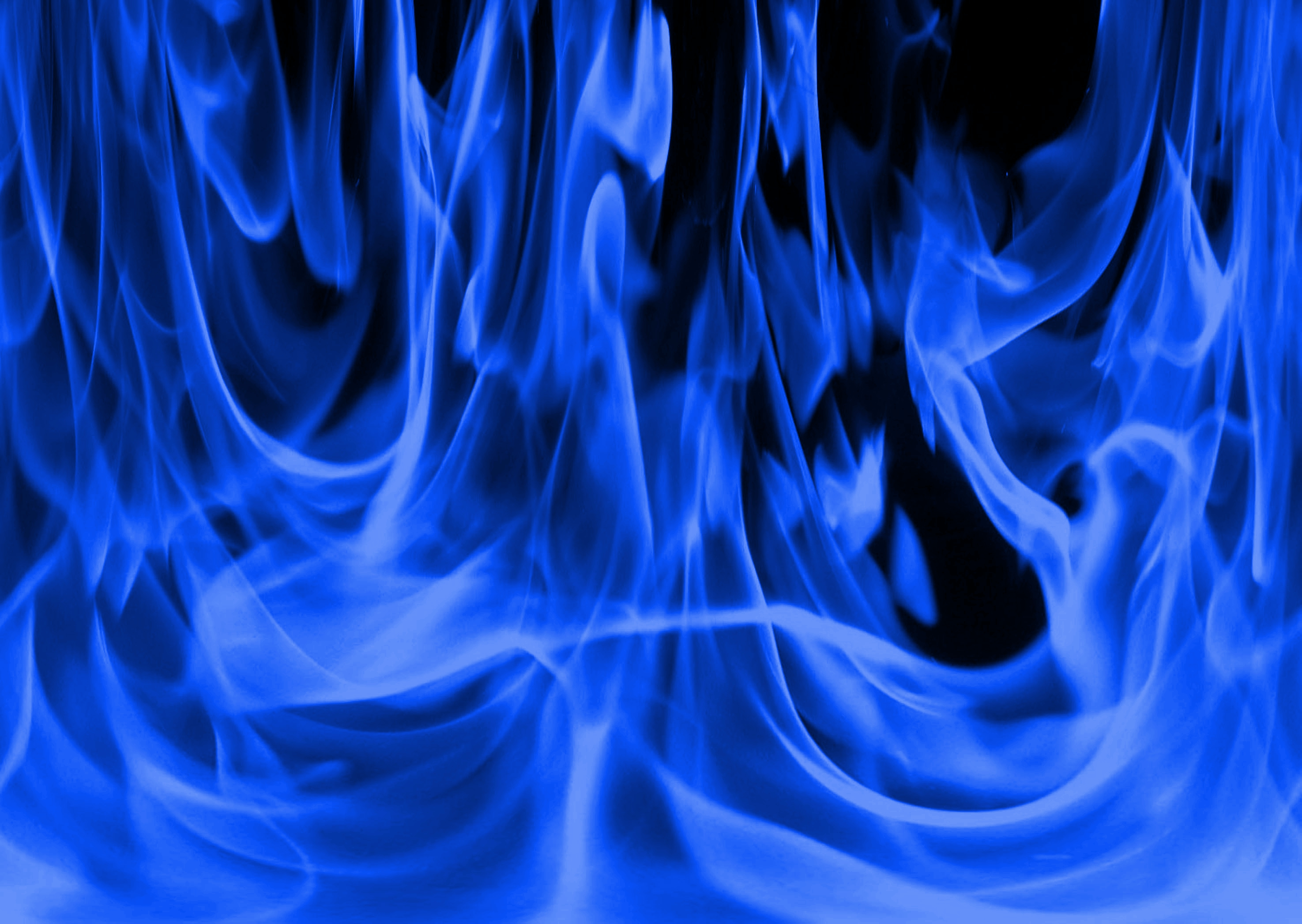 Related Pictures blue fire wallpaper 2950x2094