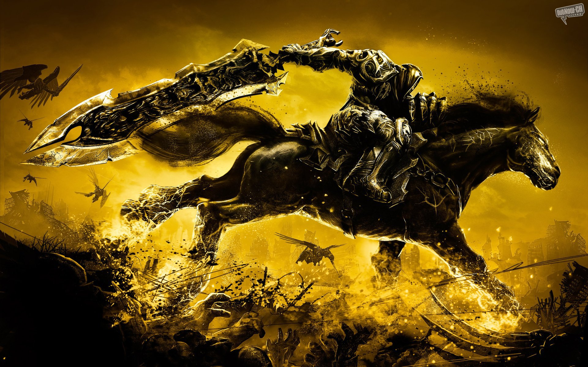 Darksiders wallpaper 1920x1200