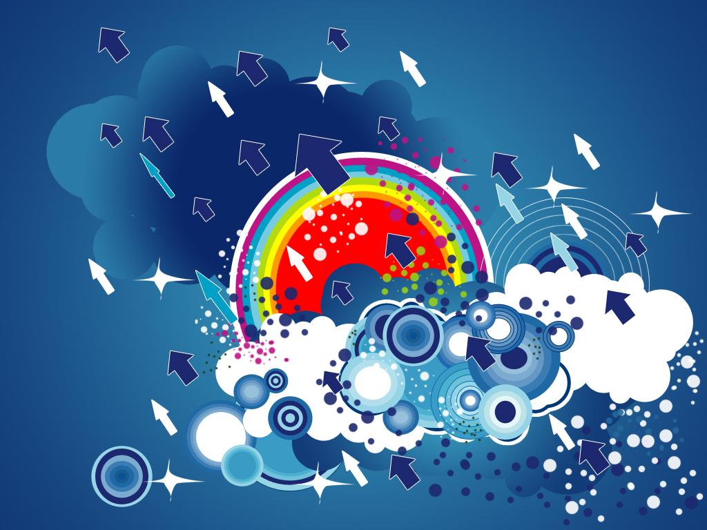 Image gallary 5 Cute wallpaper designs 1024x768