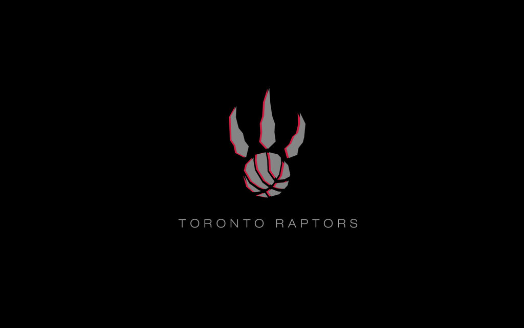 Toronto Raptors HD Wallpaper Dark by SyaOfKanada 1024x640