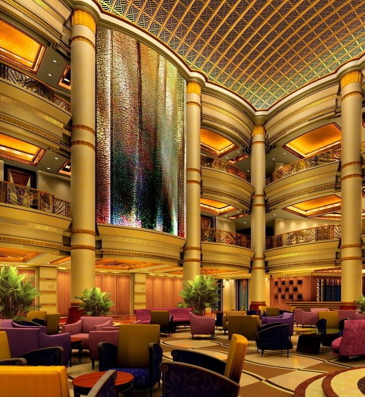 rendering luxury hotel interior hotel corridor design luxury palace 737x801