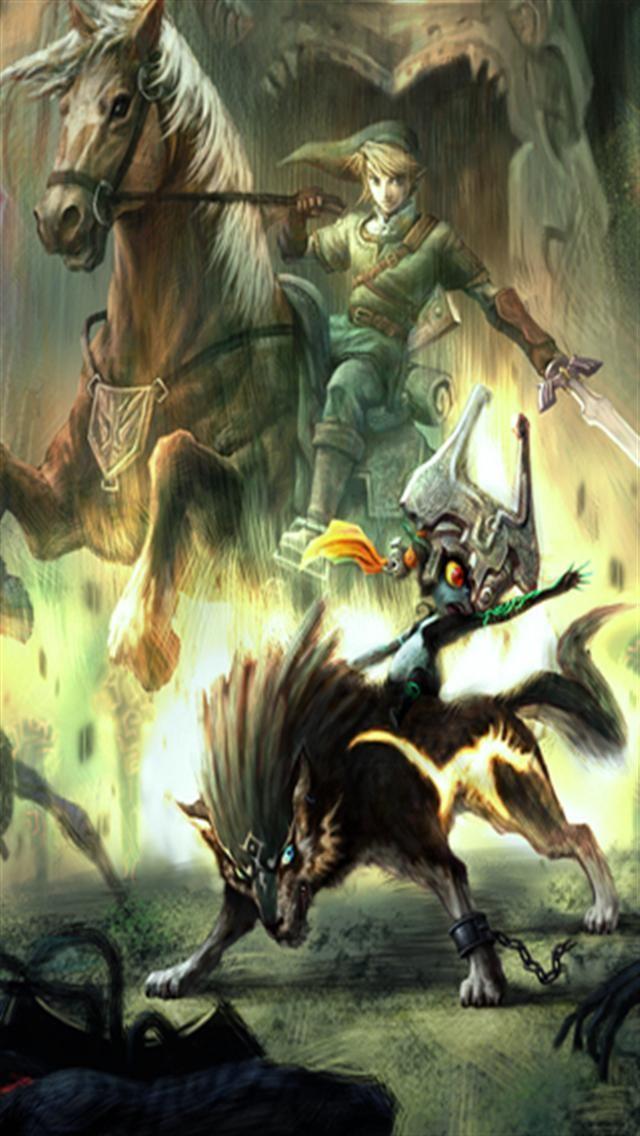 50 Legend Of Zelda Iphone Wallpaper On Wallpapersafari