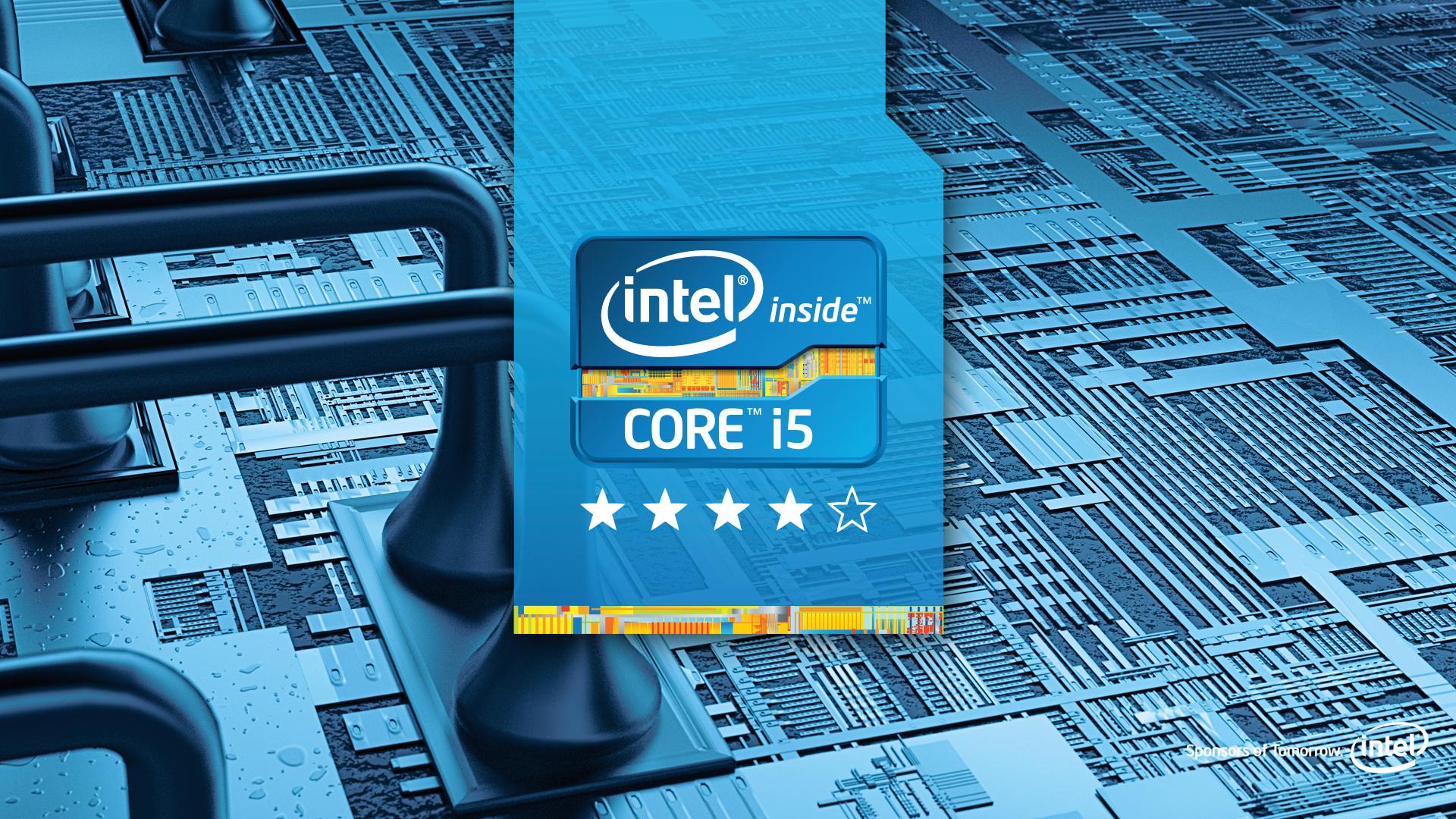 Intel core i5 30666   99Wallpaper 1920x1080