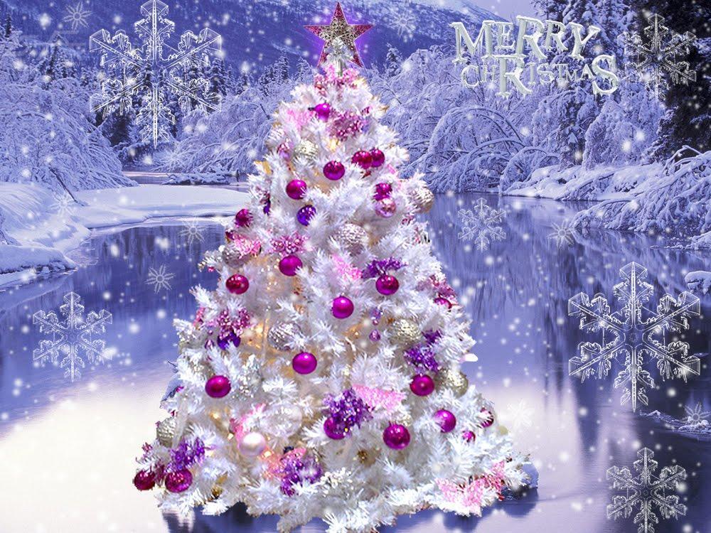 Christmas Scenes Wallpapers Wallpaper Cave Present Desktop 1000x750