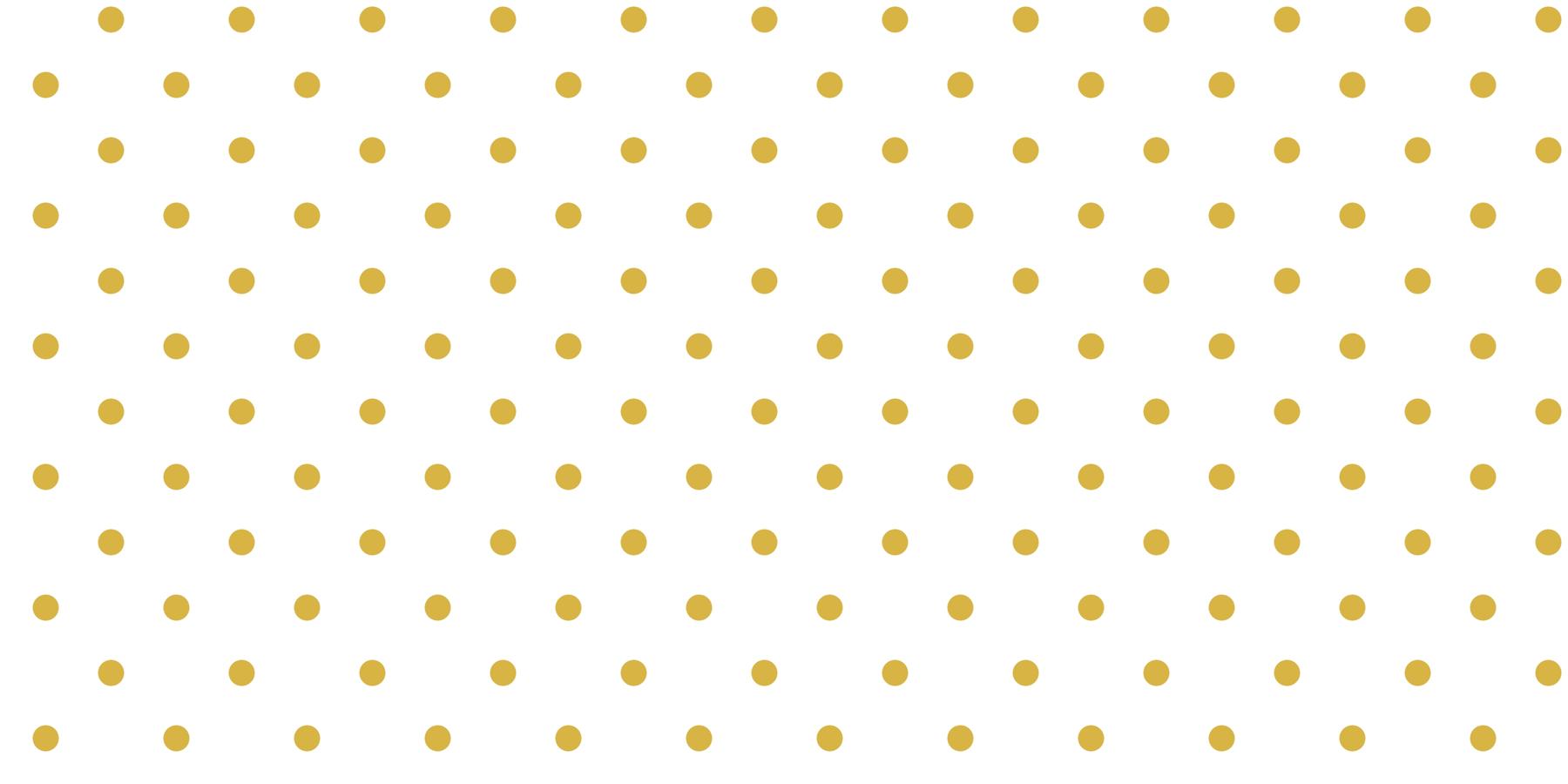 Gold polka dots wallpaper wallpapersafari for Polka dot wallpaper