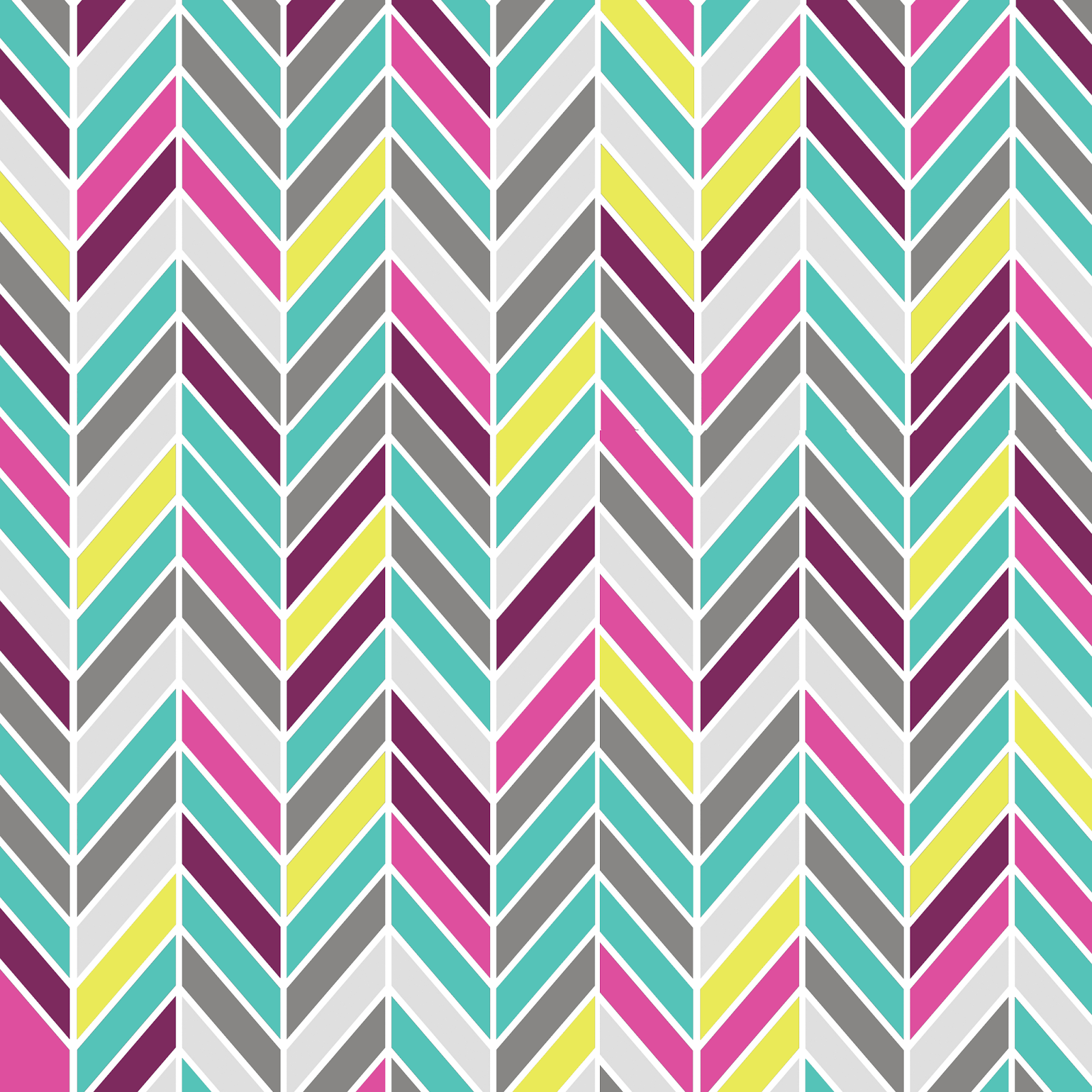 Chevron Pattern 1600x1600
