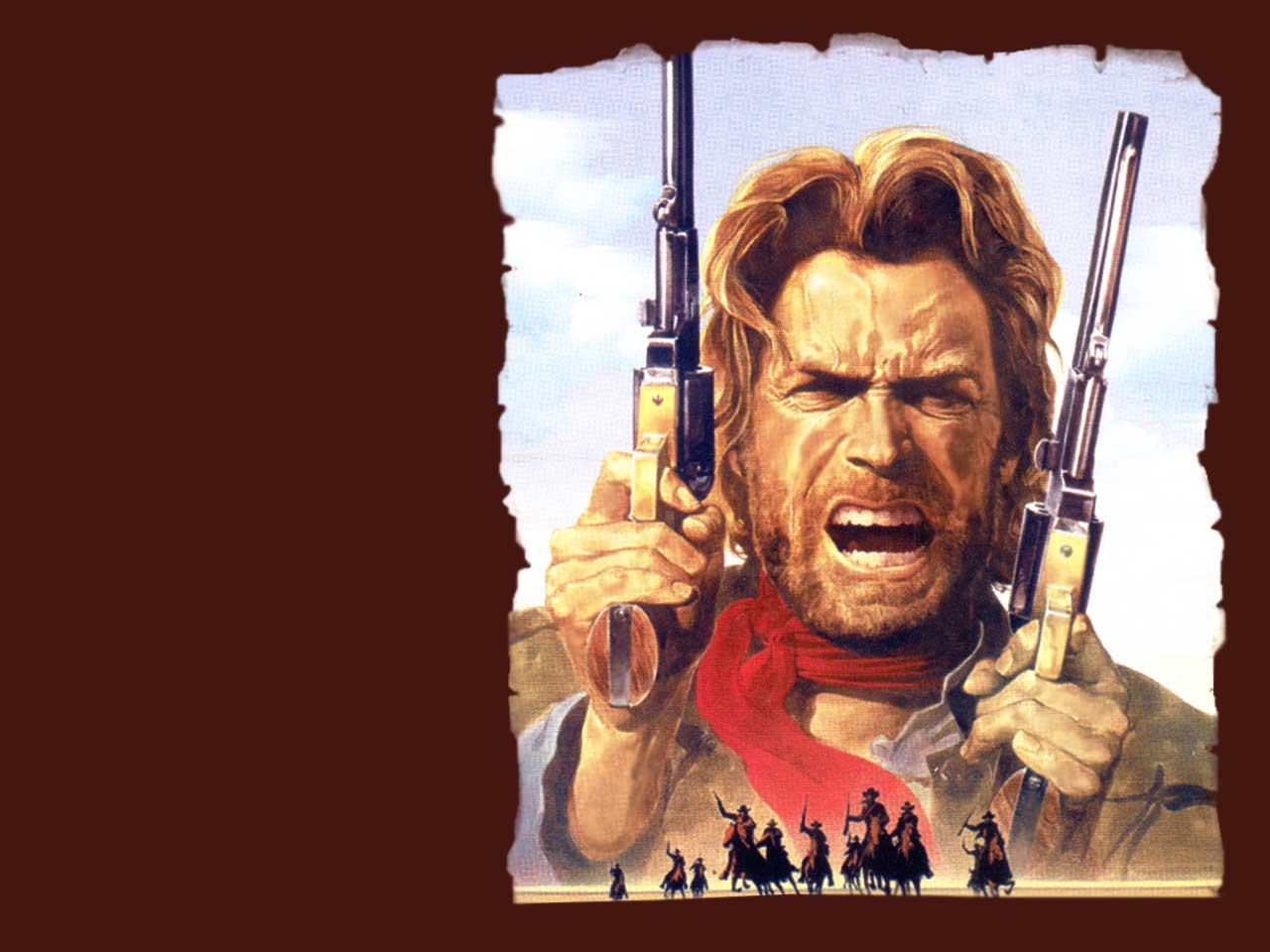 The Outlaw Josey Wales Wallpaper Wallpapers 1280x960