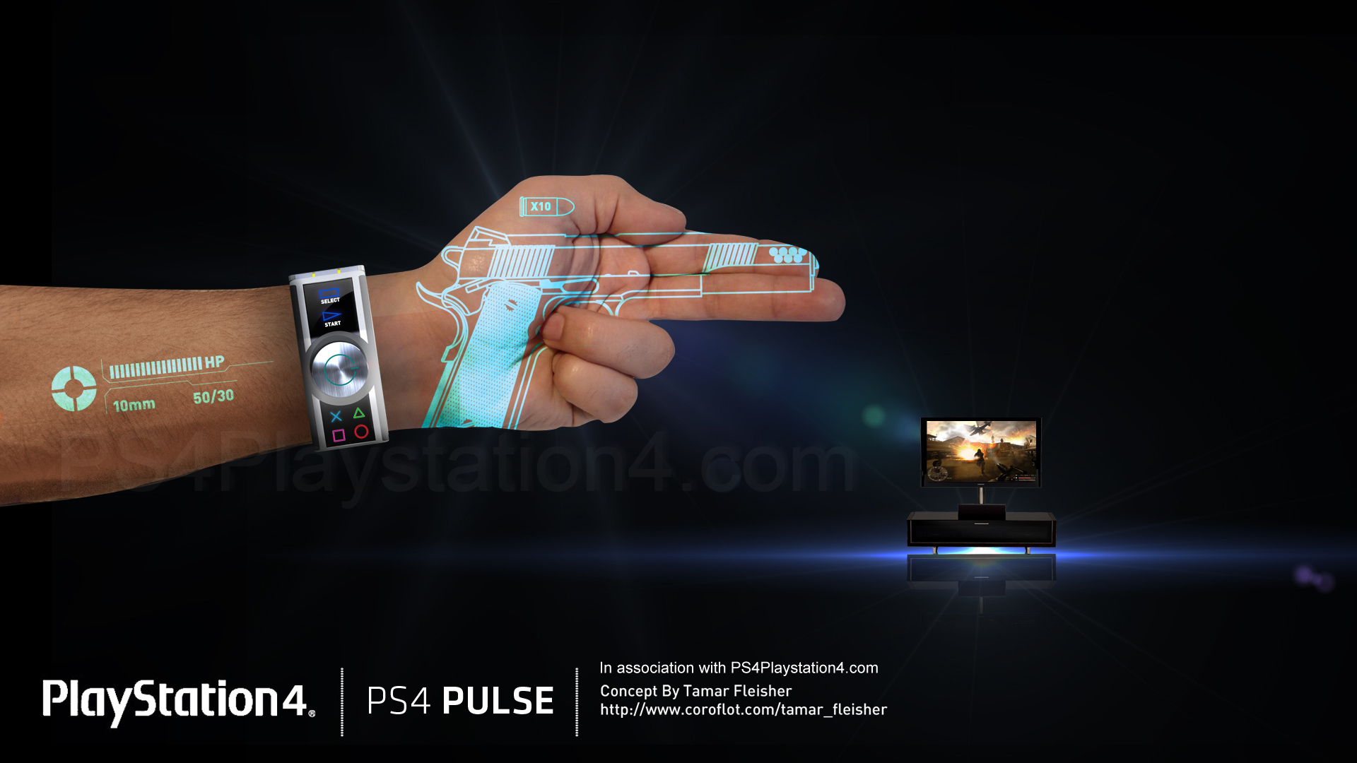 Wallpaper download ps4 - Make It Your Desktop Wallpaper