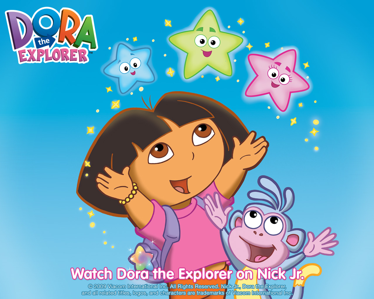 Dora The Explorer Wallpaper 1280x1024
