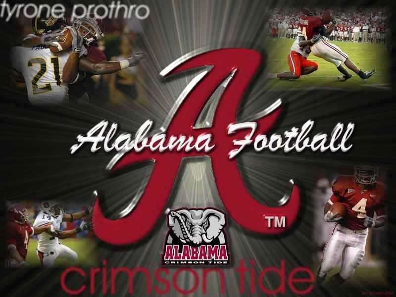 Alabama Football Wallpaper Alabama Football Desktop Background 800x600