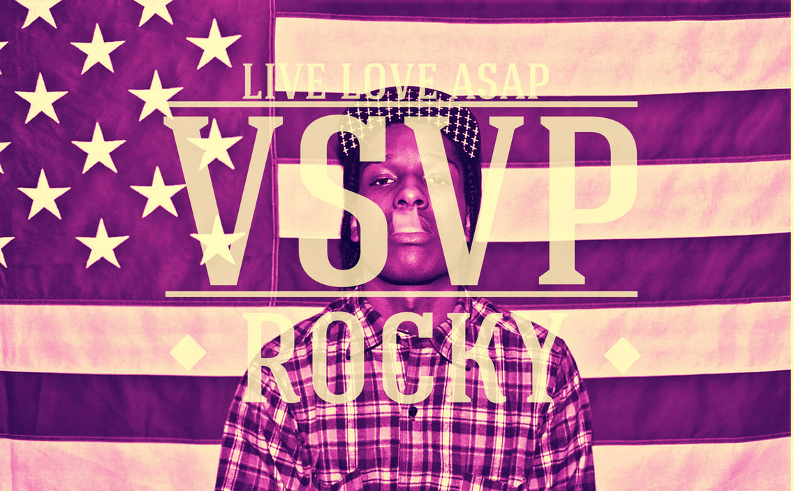 ASAP Rocky Wallpaper HD - WallpaperSafari