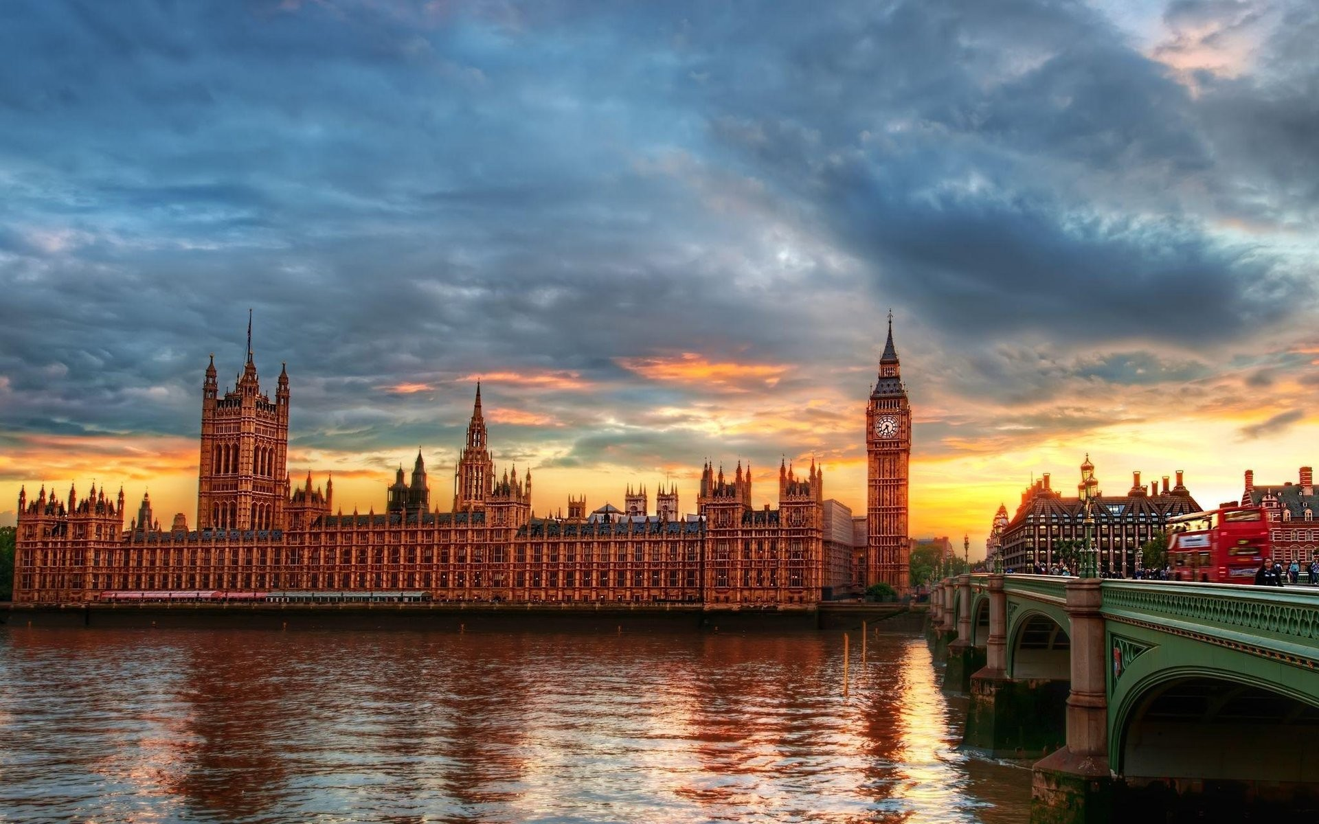 London Wallpaper Background HD Dekstop 1920x1200