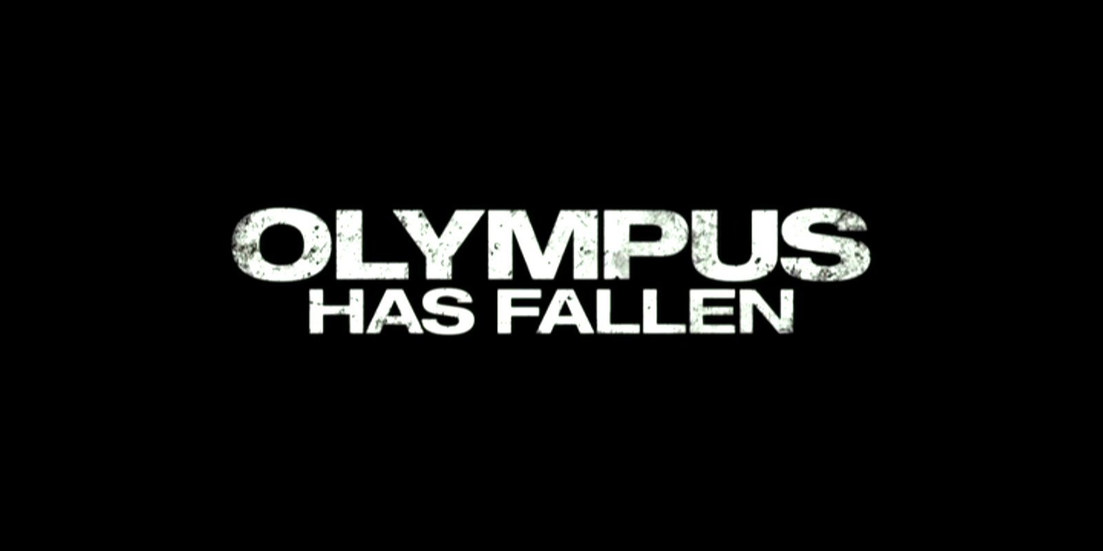 Olympus Has Fallen HD Wallpapers Backgrounds 1600x800