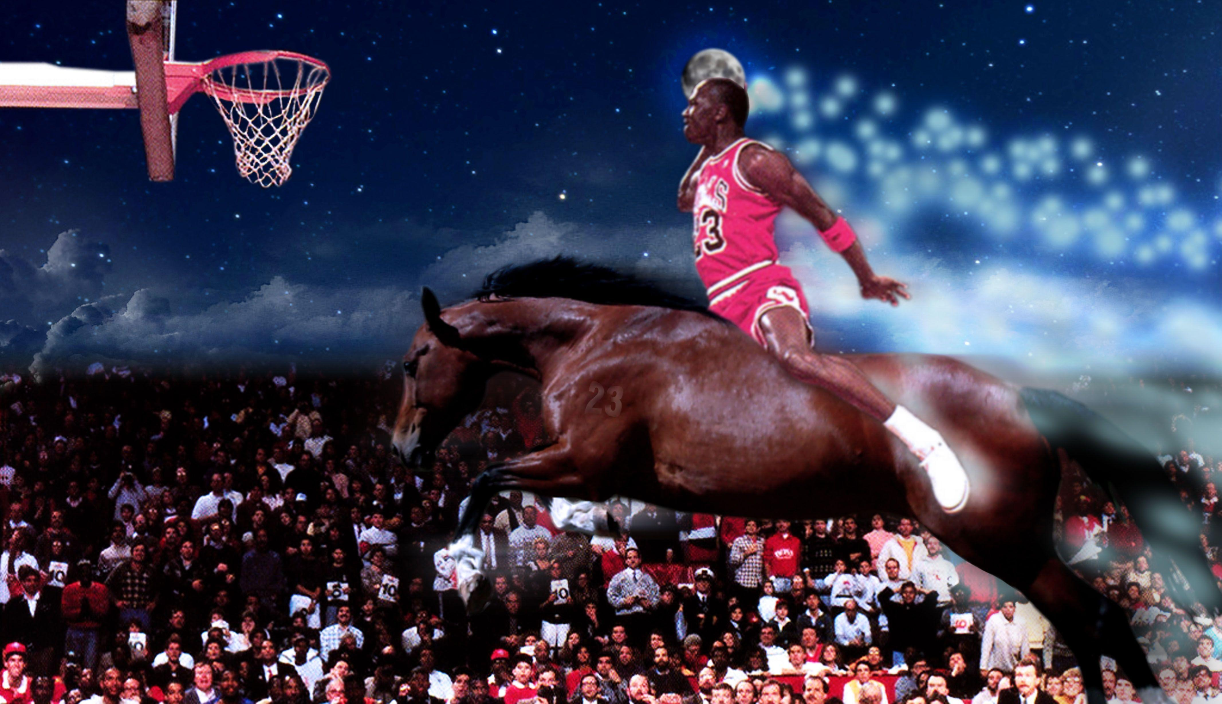 Michael Jordan Dunk Wallpapers 4267x2458