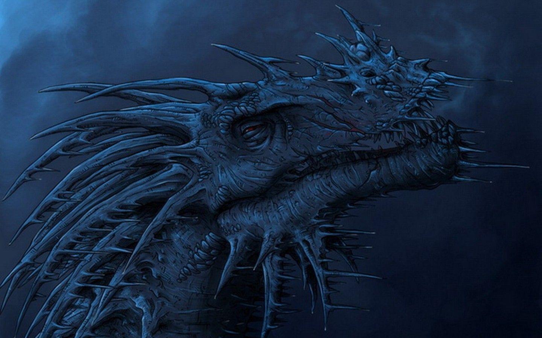 Blue Dragon Wallpapers 1440x900