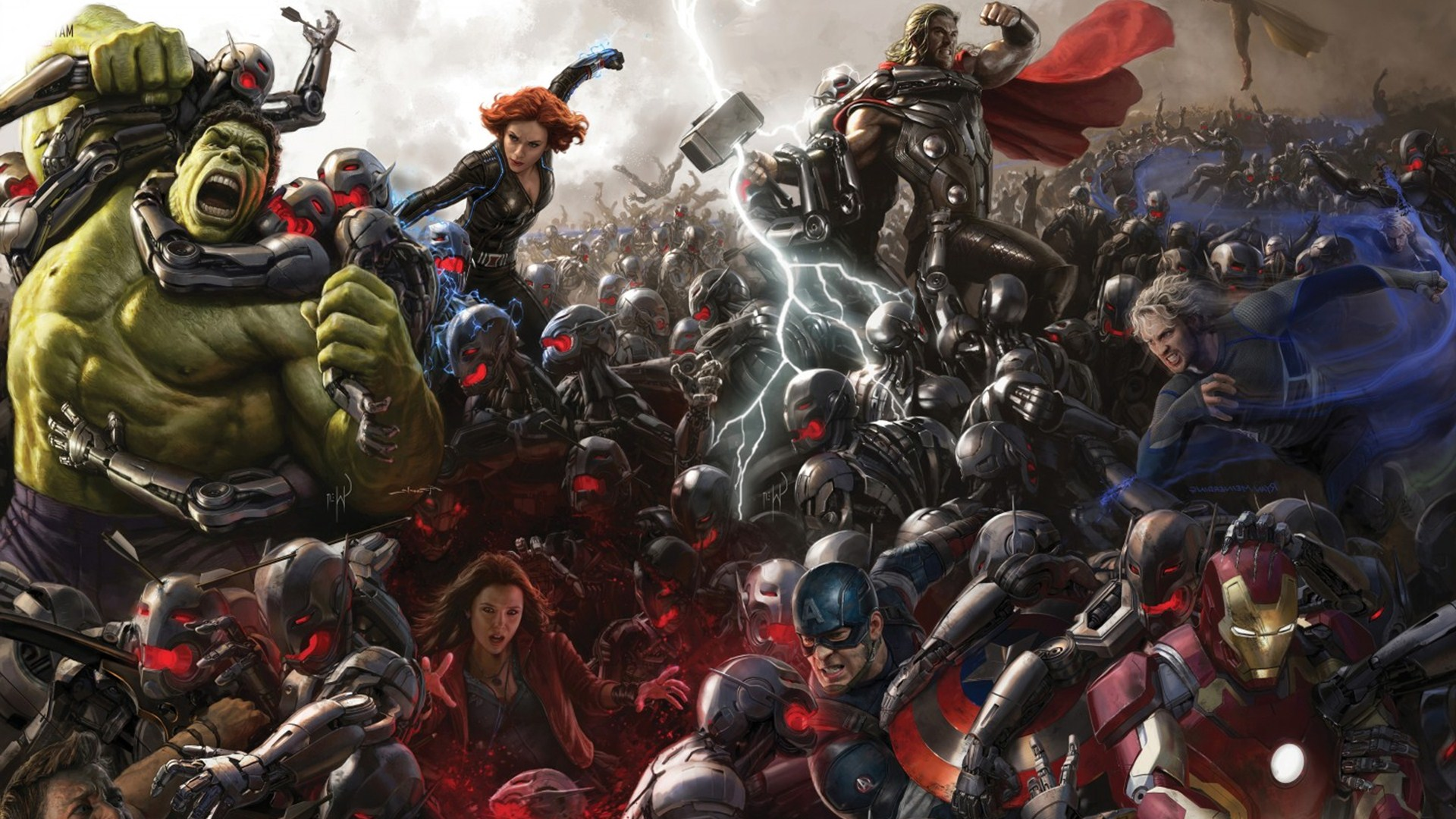 Free Download Avengers Age Of Ultron Wallpapers Download Desktop