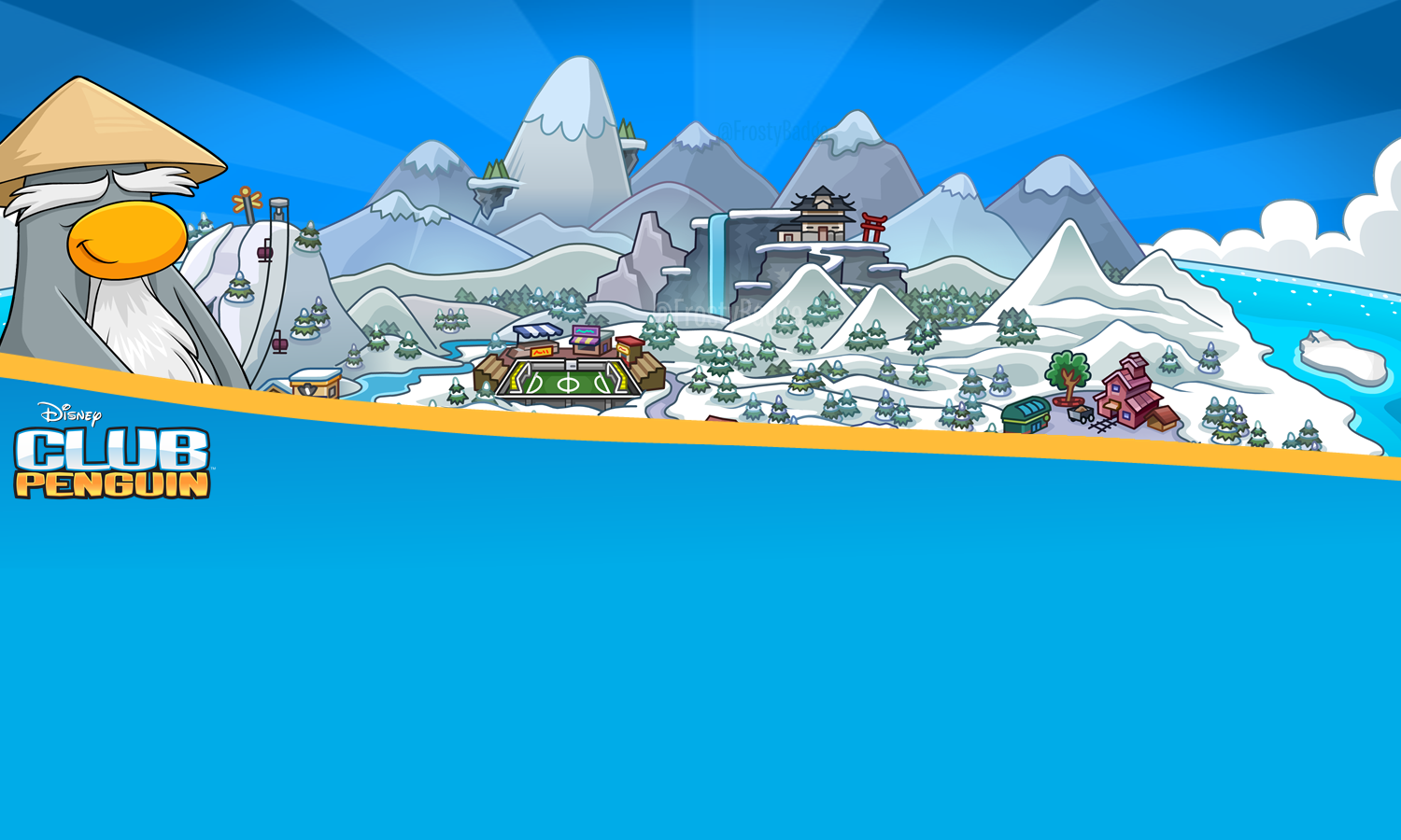 Pin Club Penguin Twitter Background Wallpapers Everything on 1500x900