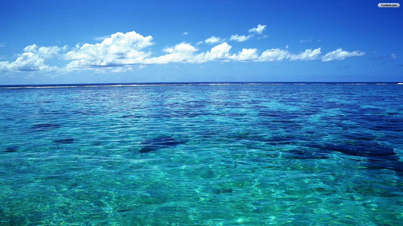 Ocean Desktop Wallpaper Cool HD Wallpapers 1366x768