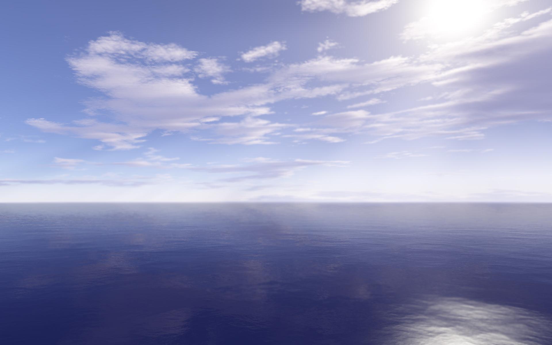Seascape Backgrounds 1920x1200