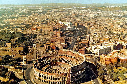Ancient Rome Wallpaper