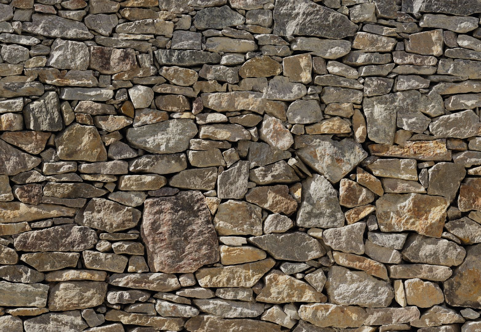 UK Store Wall mural wallpapers Stone wall effect 368x254cm 1565x1080