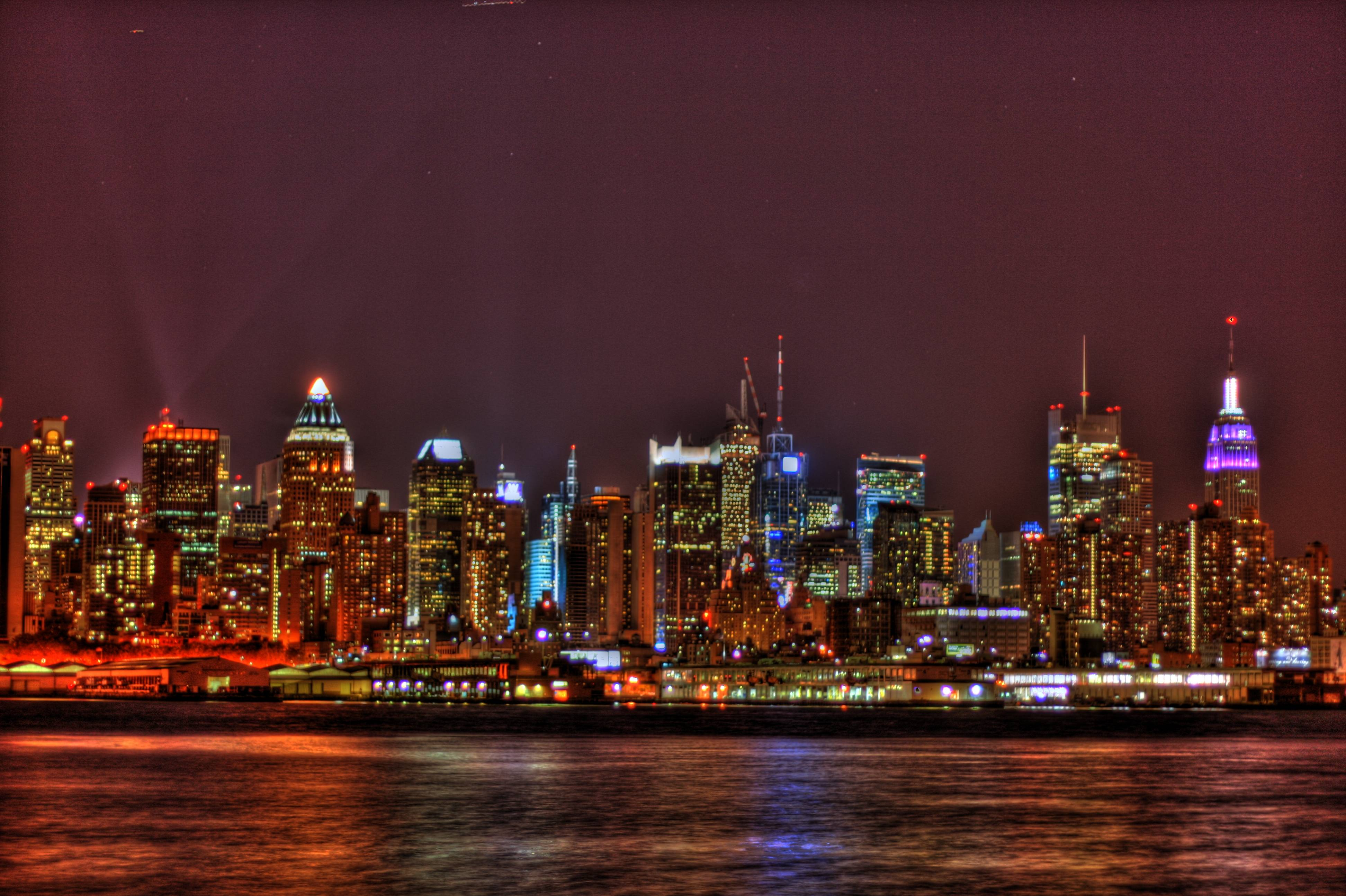 New York Skyline Wallpapers - Wallpaper Cave