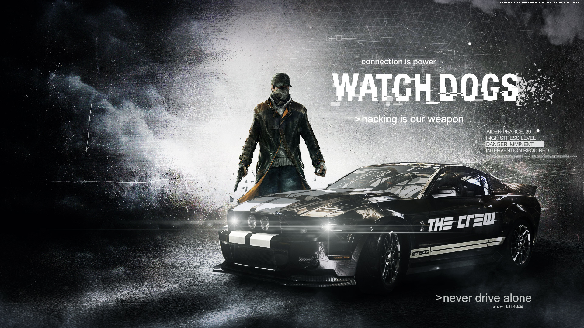 Watch Dogs Wallpapers 1 4 1920x1080