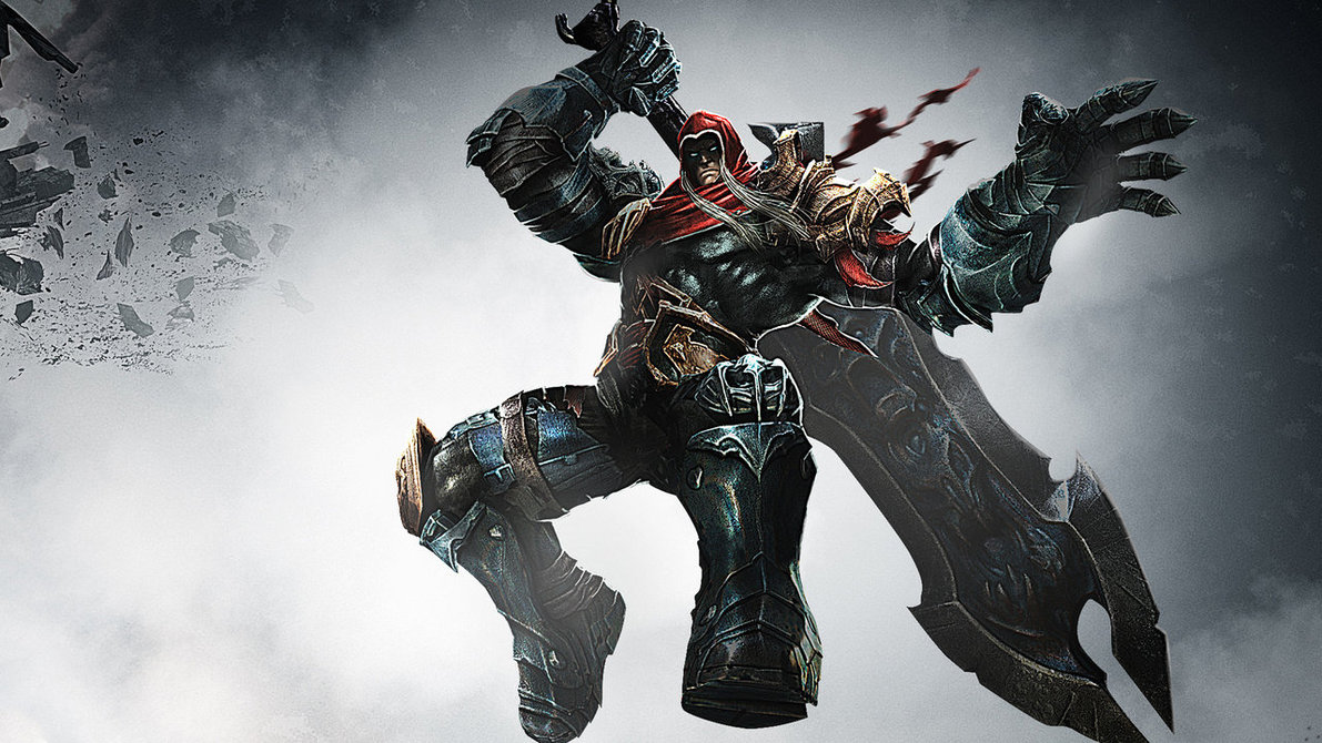 Darksiders War Wallpaper By: Darksiders Wallpaper HD
