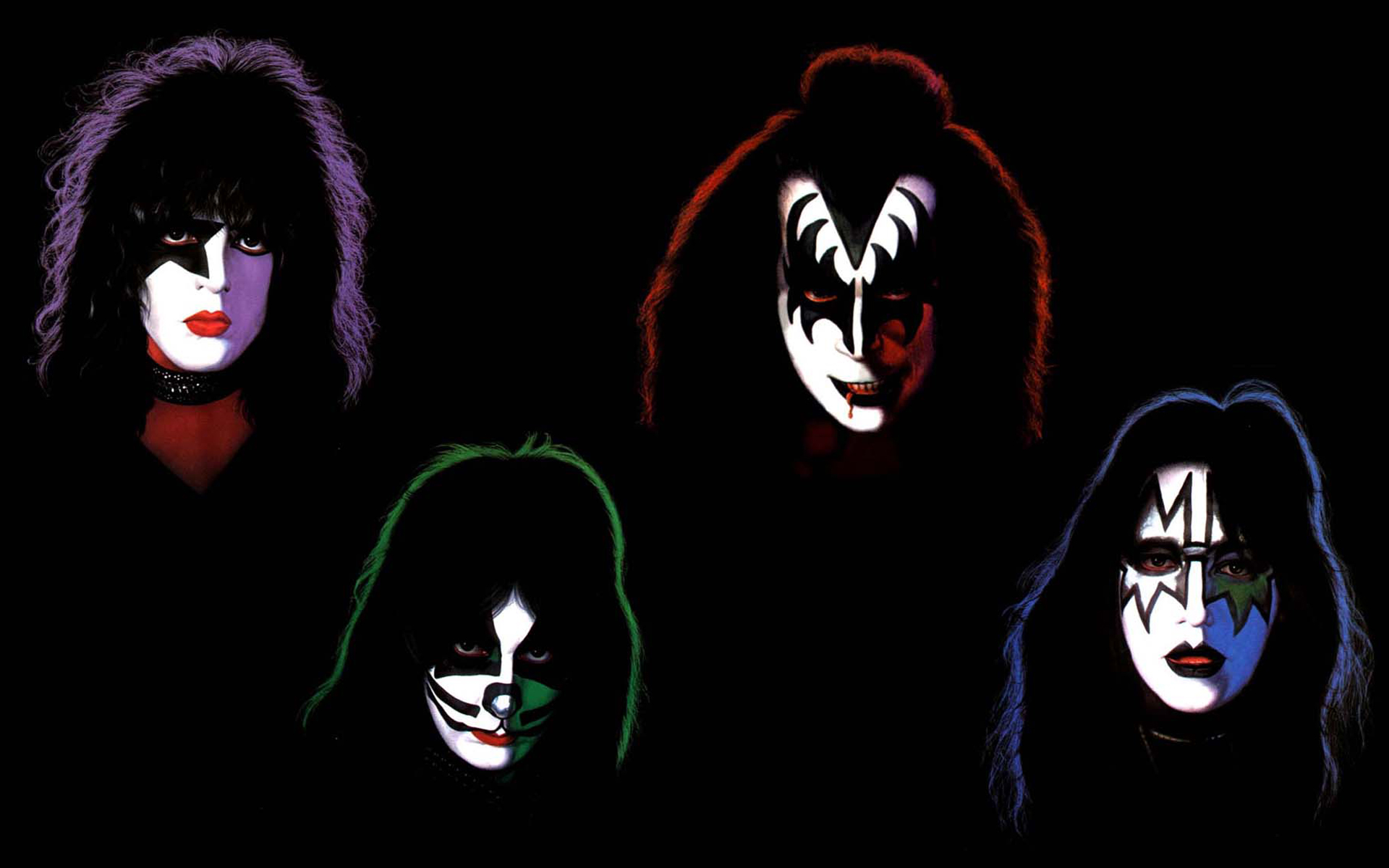 Pics Photos   Rock Band Wallpapers Kiss 1920x1200