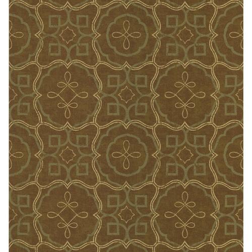 6844 Zoomed Brewster Wallcovering Spanish Tile Wallpaper 500x500