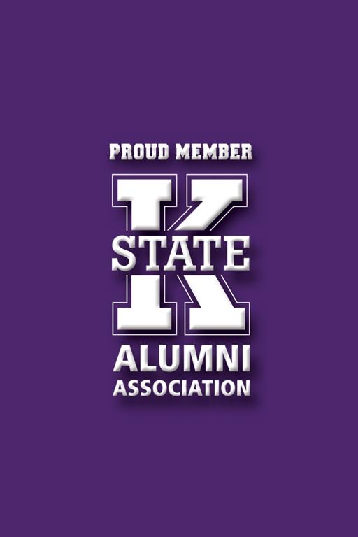 State Wallpaper Proud member of k state alumni 512x768