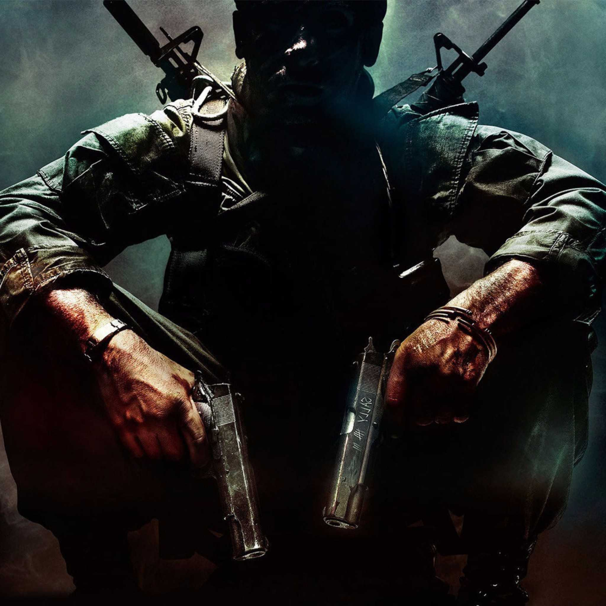 Call of Duty Black Ops iPhone Wallpapers   Top Call of Duty 2048x2048