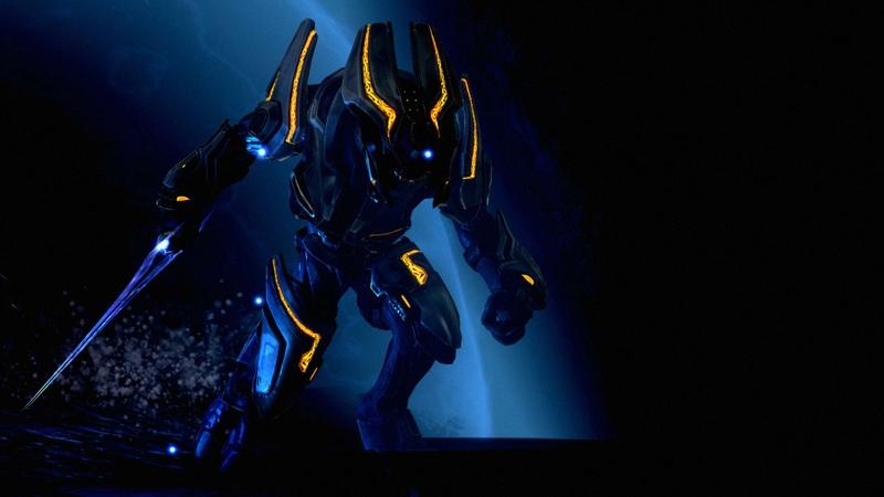 Halo 4 Elite Wallpaper - WallpaperSafari