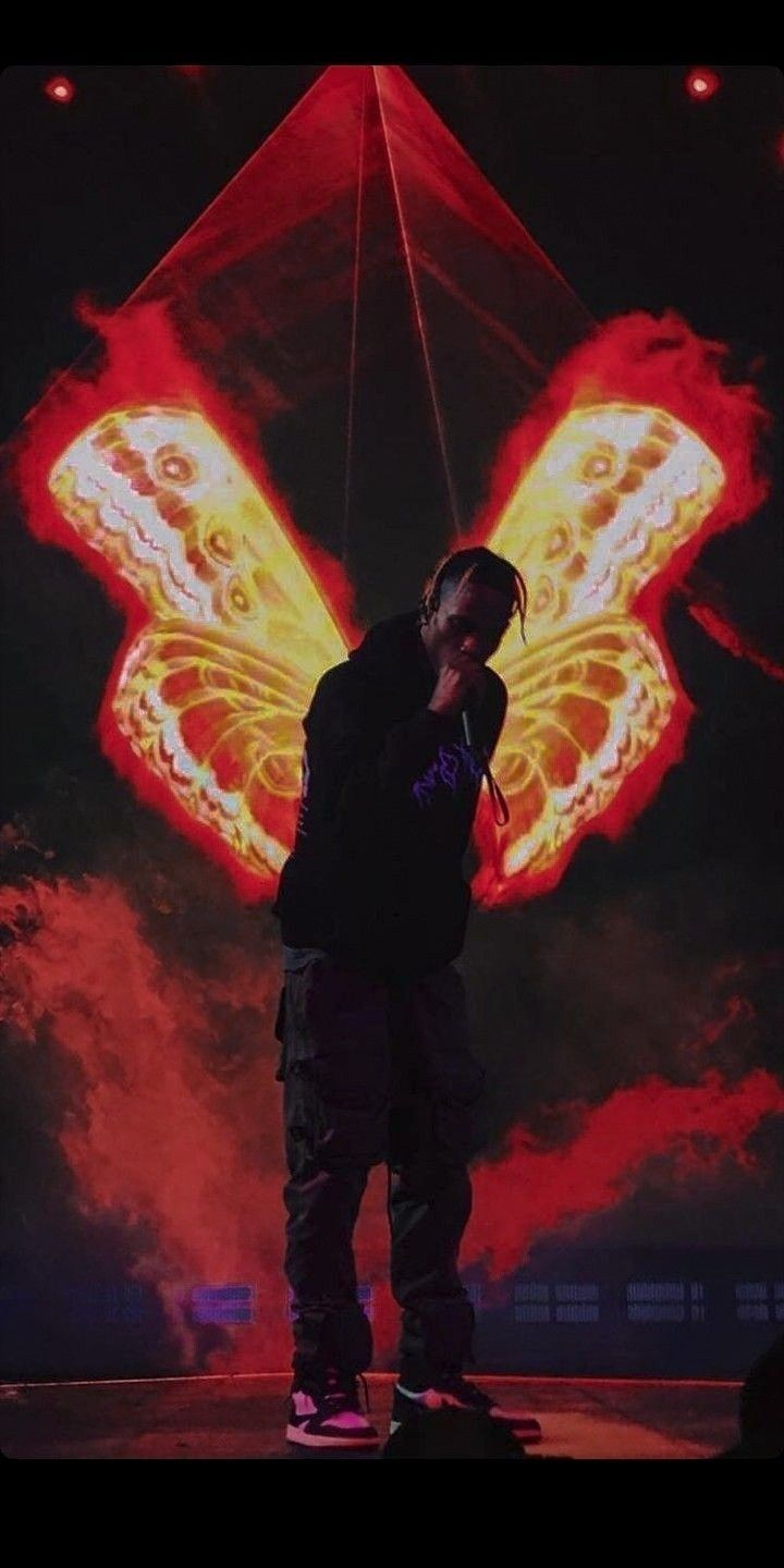travis scott Travis scott iphone wallpaper Travis scott