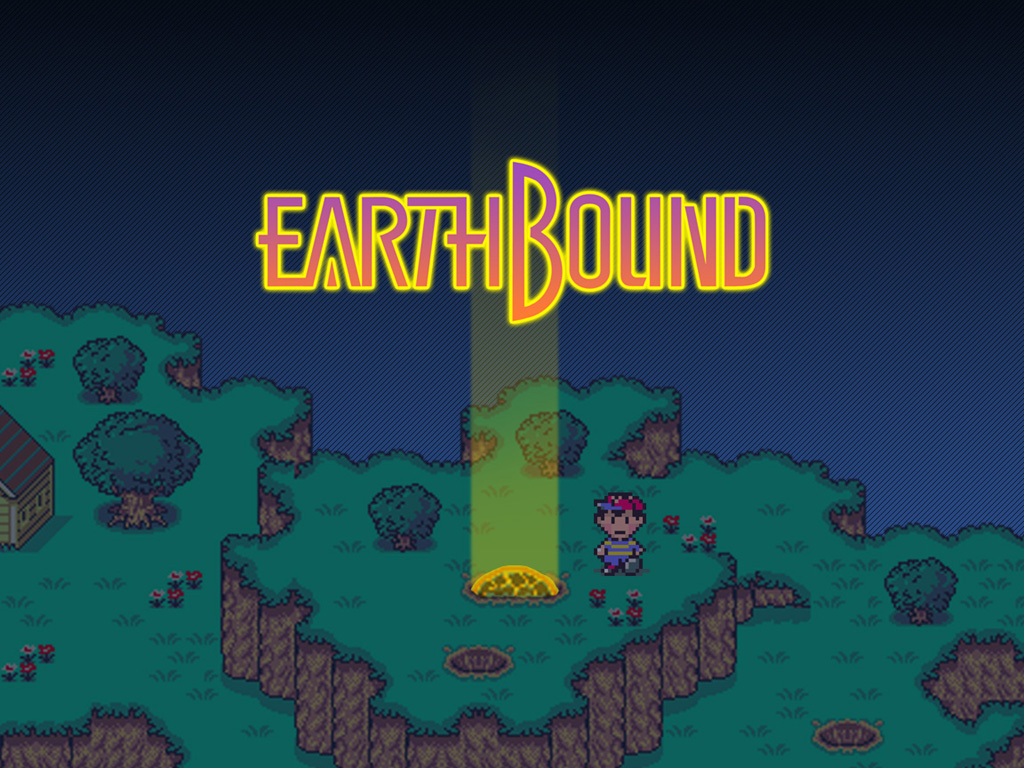 Looking for EarthBound Desktops EarthBound Central 1024x768