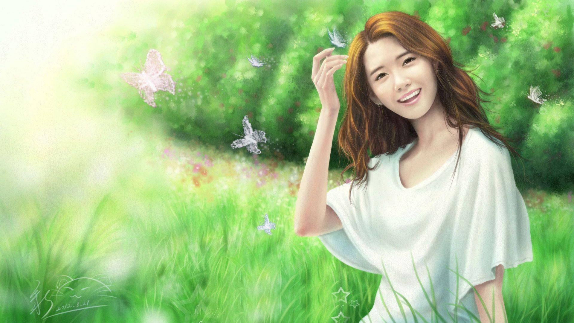 Yoona Wallpapers HD 1920x1080