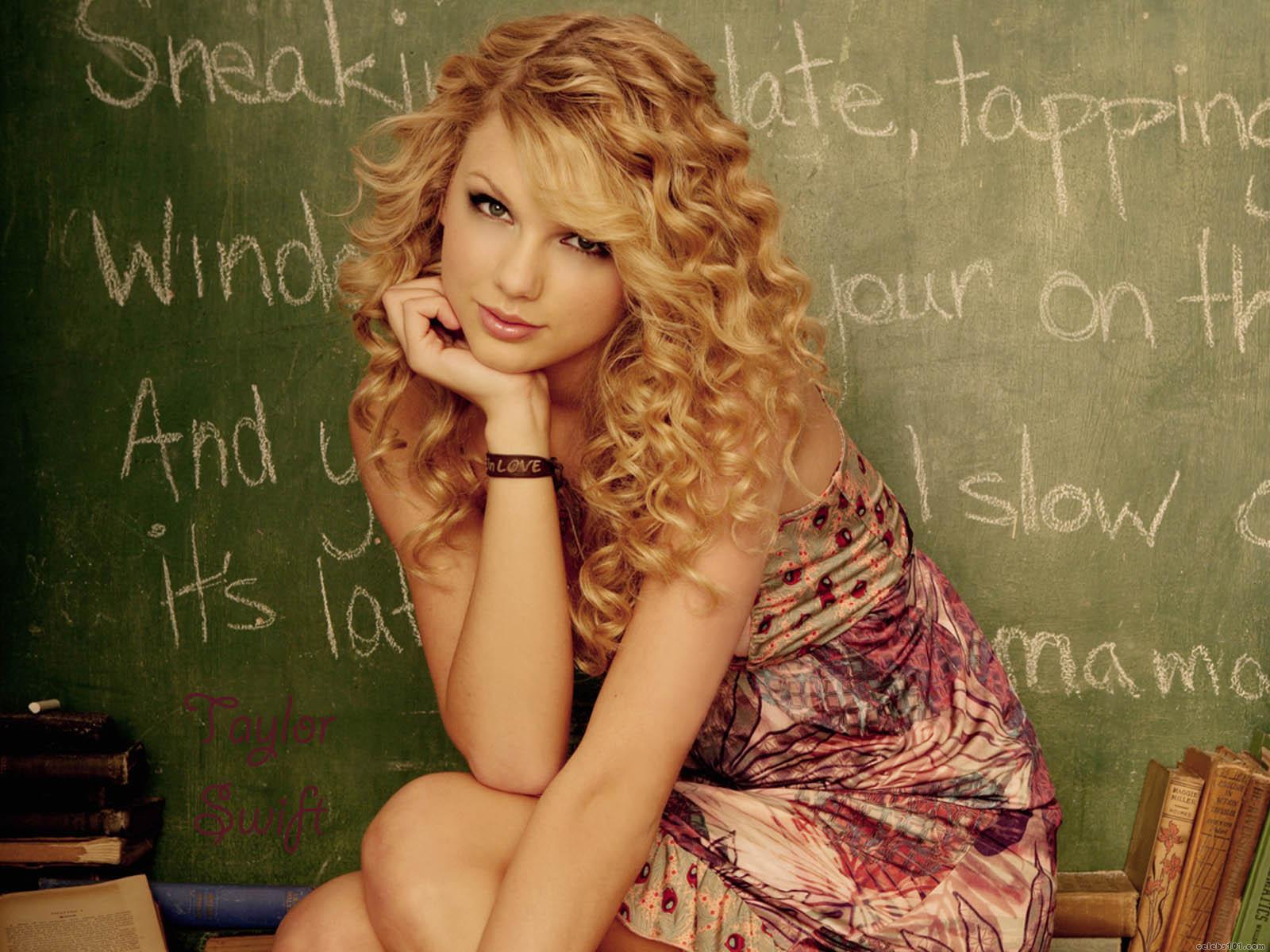 Taylor Swift Wallpaper Pack 5 Cute Girls Celebrity Wallpaper 1600x1200