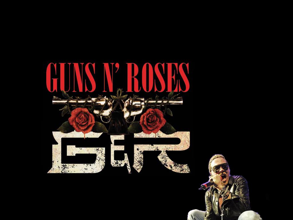 Metalpaper Guns n Roses Wallpapers 1024x768