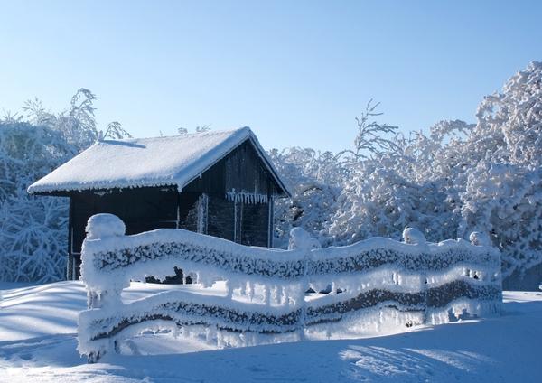 wintersnow winter snow cabin Winter Wallpapers Desktop 600x424